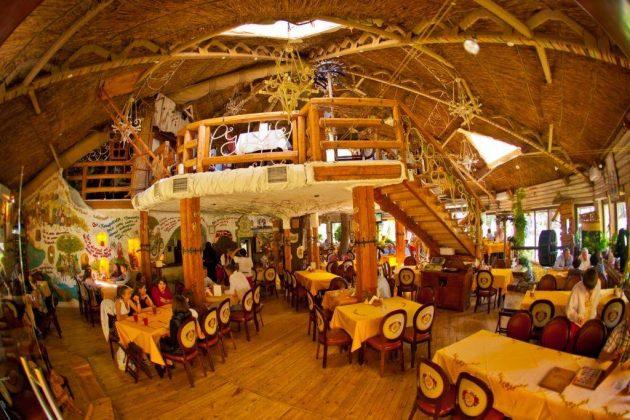 Ресторан «О'Панас» 12 лучших ресторанов в центре Киева 2