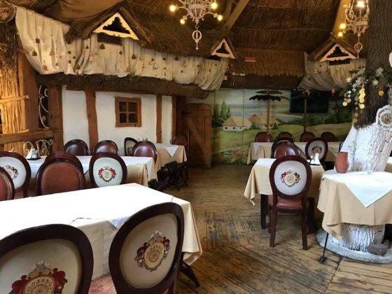 Ресторан «О'Панас» 12 лучших ресторанов в центре Киева 3