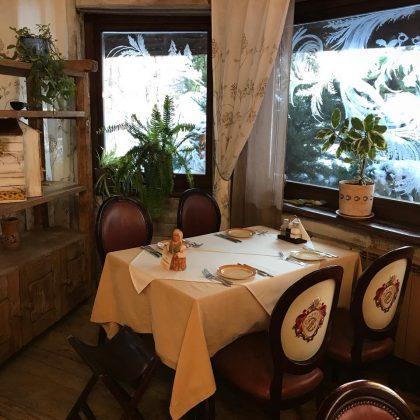 Ресторан «О'Панас» 12 лучших ресторанов в центре Киева 5