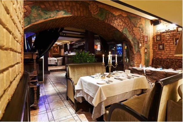Ресторан «Ришелье» 12 лучших ресторанов в центре Киева 4