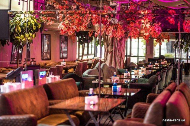 Ресторан «Сейф» 12 лучших ресторанов в центре Киева 4
