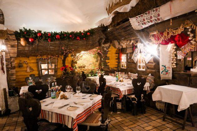 Ресторан Царское Село 12 лучших ресторанов в центре Киева 2