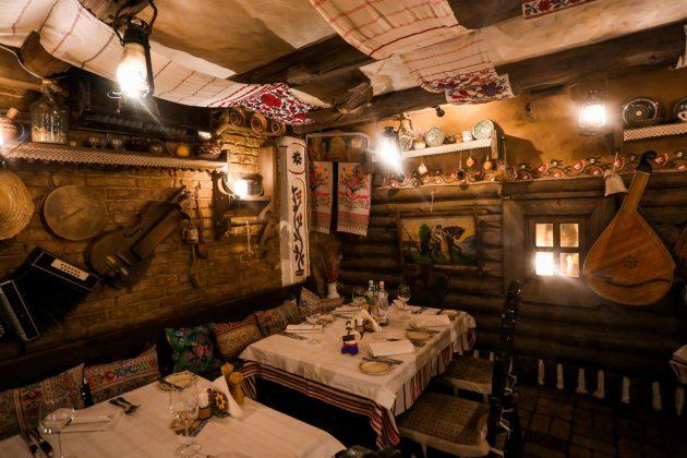 Ресторан Царское Село 12 лучших ресторанов в центре Киева 3