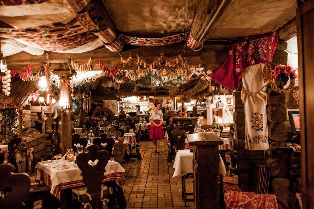 Ресторан Царское Село 12 лучших ресторанов в центре Киева 6