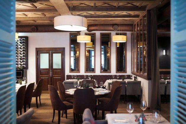 РесторанVero Vero 10 лучших ресторанов в центре Киева 1