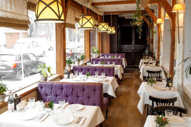 РесторанVero Vero 10 лучших ресторанов в центре Киева 2
