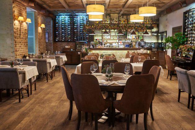 РесторанVero Vero 10 лучших ресторанов в центре Киева 3
