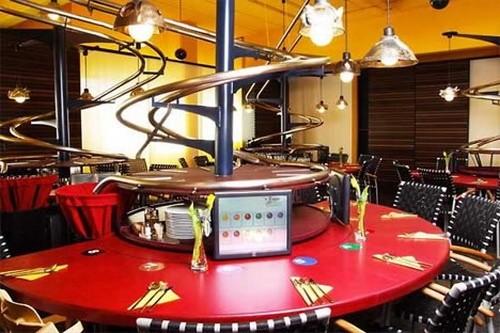 Роботизированный ресторан, Германия