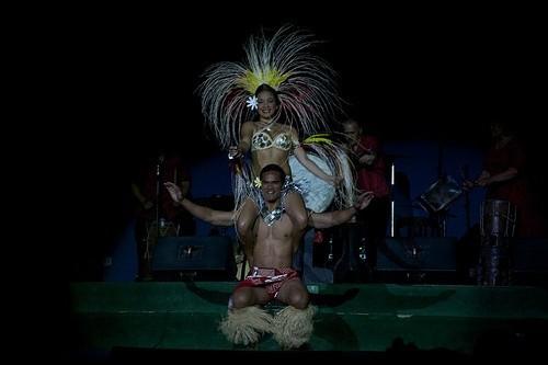 Шоу на Гавайях