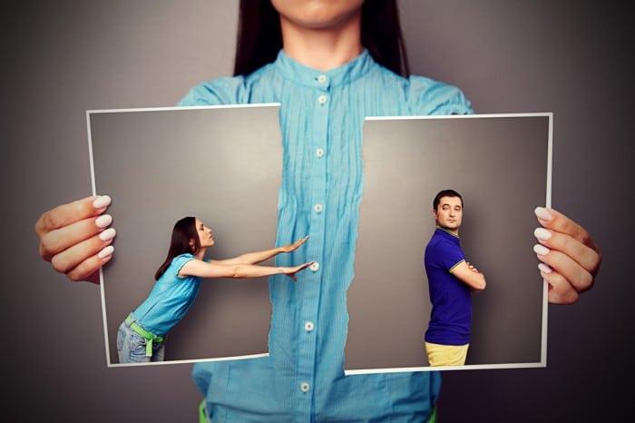Самые распространенные ошибки в отношениях