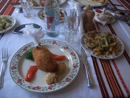 рестораны в центре Киева