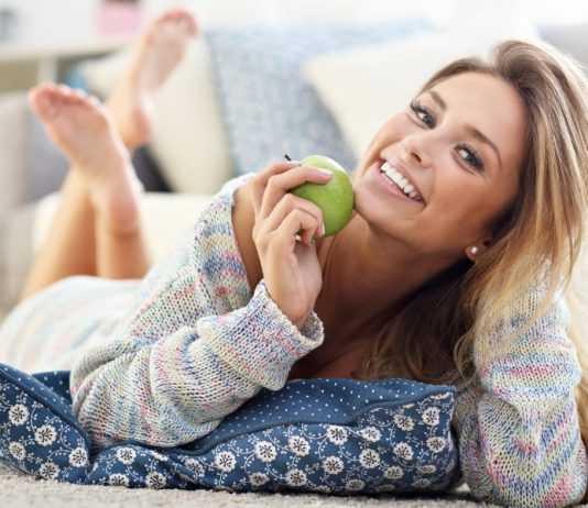 Как быстро похудеть за 1 неделю 4 вида яблочных диет