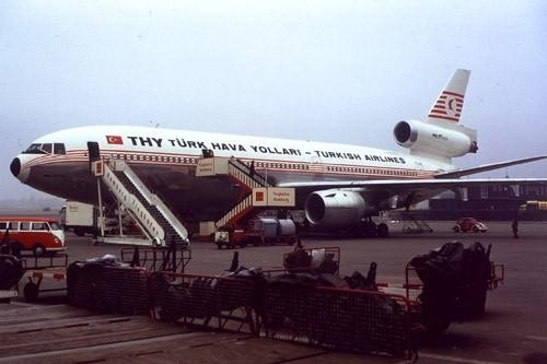 3 марта 1974. Турецкие авиалинии
