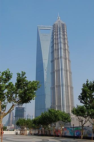 Башня Джин-Мао