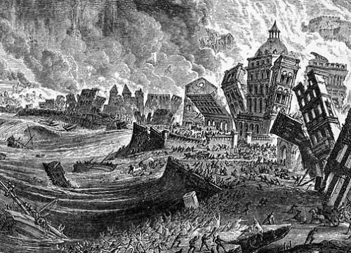 Лиссабон 1755