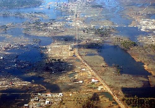 цунами в Индии 2004 год