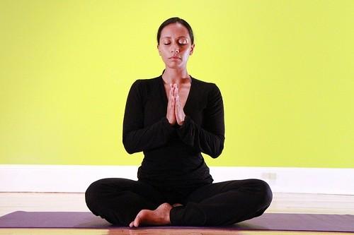 Оздоровительная йога