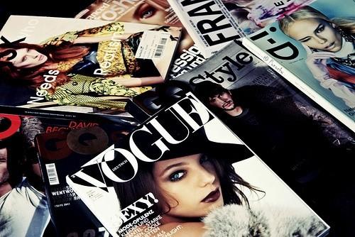 Журналы о Моде и Красоте
