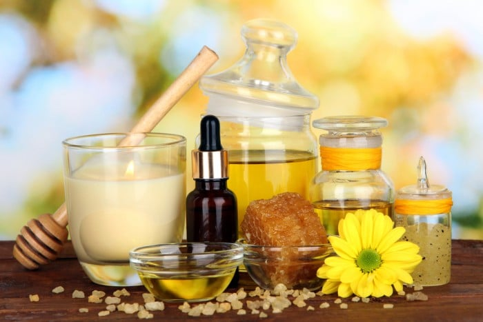 Косметика с натуральными ингредиентами