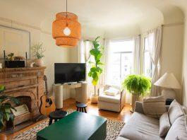 10 правил увеличения пространства маленькой комнаты