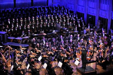 Кливлендский оркестр - Северен Холл