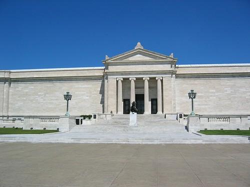 Кливлендский музей искусства