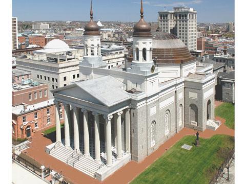 Базилика Пресвятой Богородицы в Балтиморе