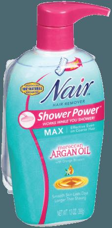 Moroccan Argan Oil Shower Power