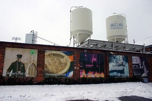 Пивоваренный завод Great Lakes Brewing Company