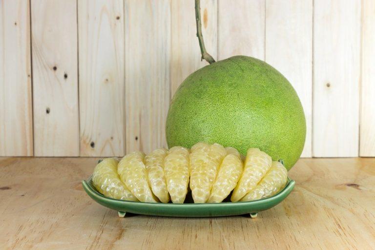 Экзотический фрукт помело: полезные свойства и рецепты блюд