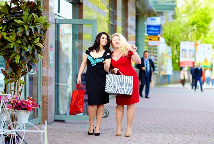 5 стильных советов для полных женщин