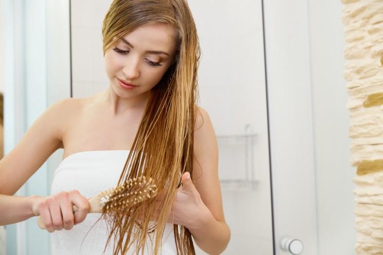 6 причин внезапной потери волос