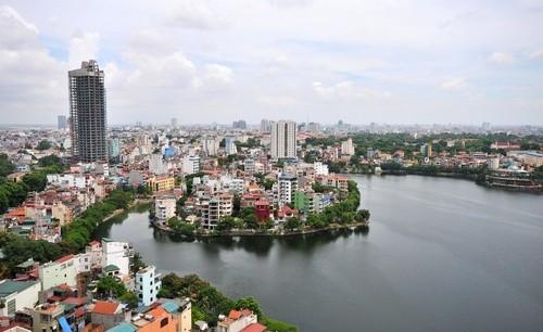 Столица Ханой