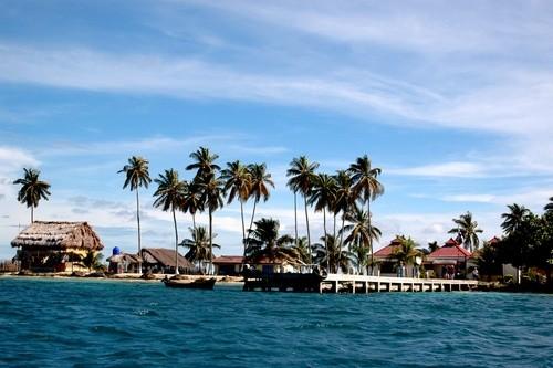 Остров Сан Блас