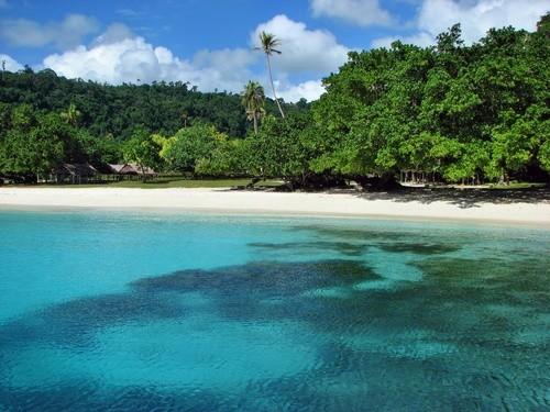 Остров Вануату