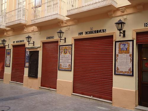 ресторан Café de Chinitas