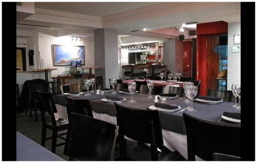 ресторан Tablao-Лас-Карбонерас