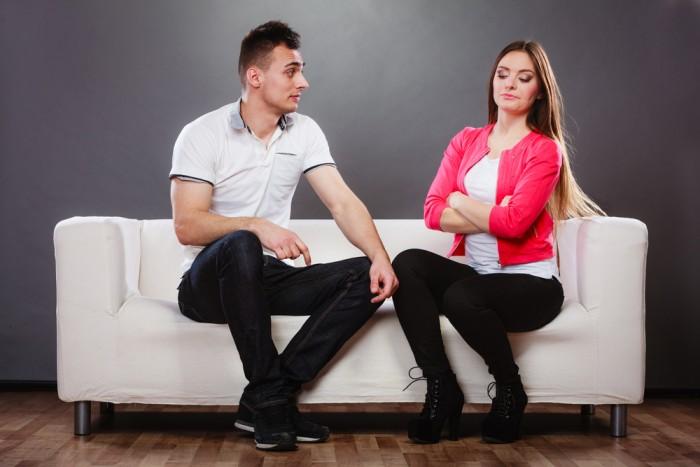Узнатьпричину - Девушка с парнем