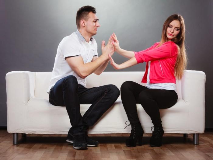 Пониматьзнаки - Девушка с парнем