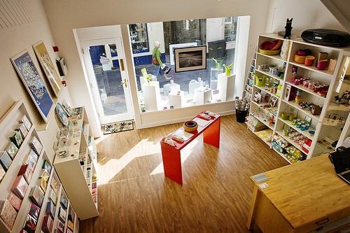 Маленький магазин
