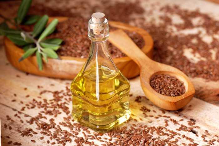 Льняное масло и льняное семя