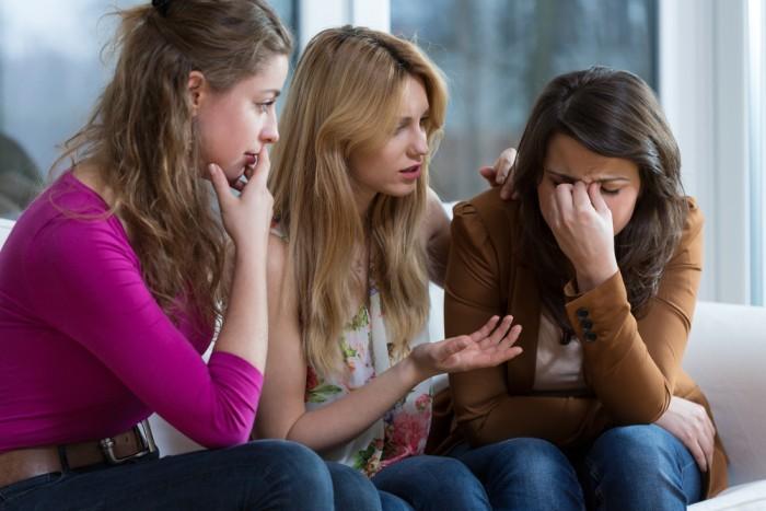 Разговор подруг - Некультивируй обиду