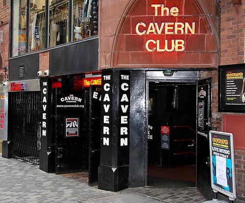 клуб The Cavern Club, Ливерпуль
