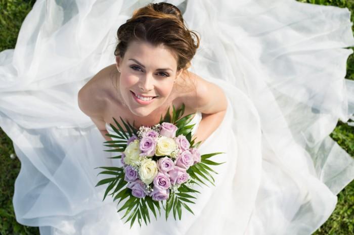 Классический стиль невесты