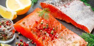 Классический вариант засолки красной рыбы
