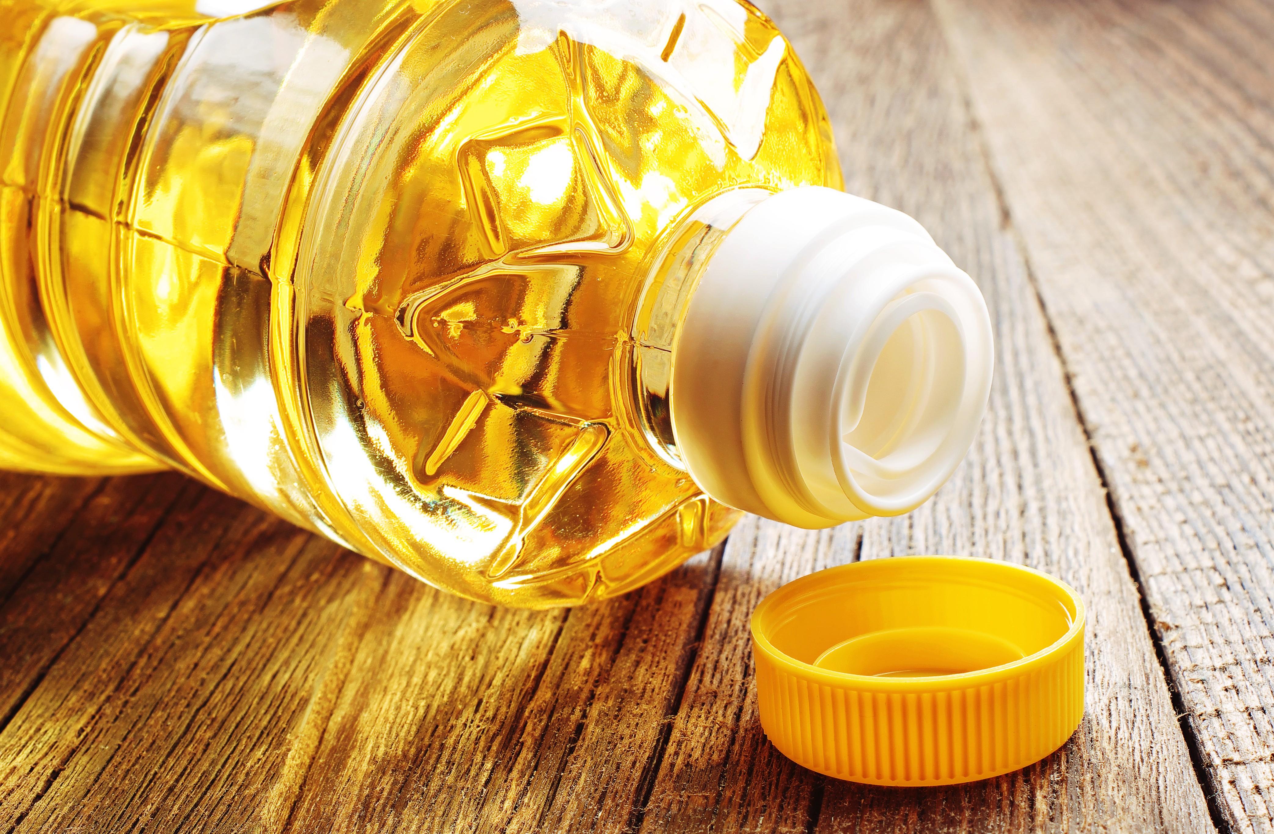 Совет №6. Храним растительное масло