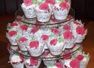 Как сделать цветы из сахарного теста
