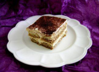 Приготовление итальянского десерта тирамису