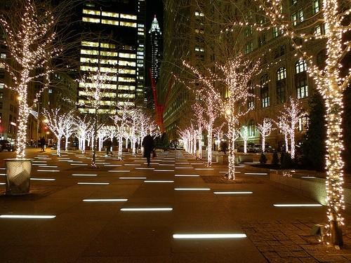 Рождество и Праздничный Шопинг в Нью-Йорке