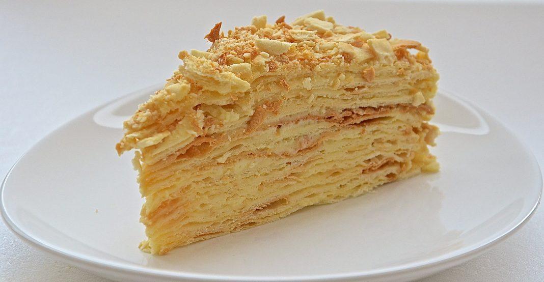 Рецепты торта наполеон по госту